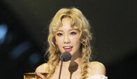 2015MAMA亚洲音乐盛典颁奖礼中部