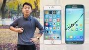「科技美学」iPhone6s 三星S6edge对比测评