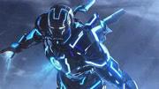 《复联4》钢铁侠新武器曝光?铁甲升级最强形态,战力爆发!