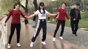 皮筋舞12步,最近很流行,配上《玩膩》的動感音樂,美翻了