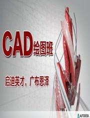 CAD視頻教程全套80節