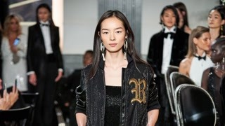 Ralph Lauren 2019秋冬纽约时装发布会