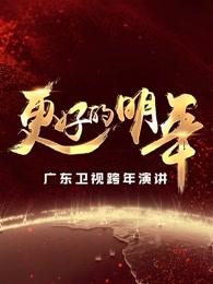 """广东卫视""""更好的明年""""跨年演讲海报剧照"""