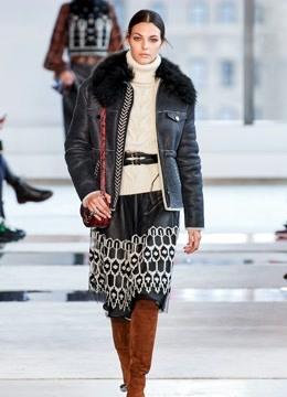 Longchamp 2020秋冬纽约时装秀