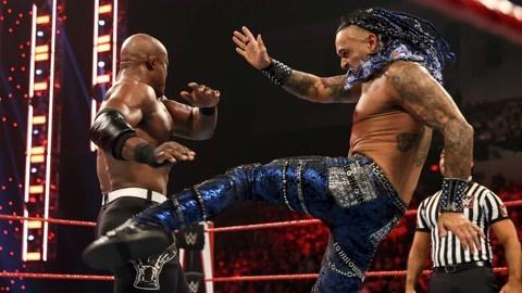 WWE RAW 20210824 第1474期 中文原声